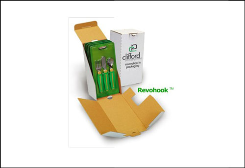 Shelf Ready Packaging - Eurohook