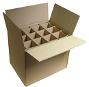 Detailed information about pre-assembled carton dividers