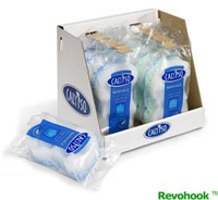 Eurohook replacement shelf ready packaging